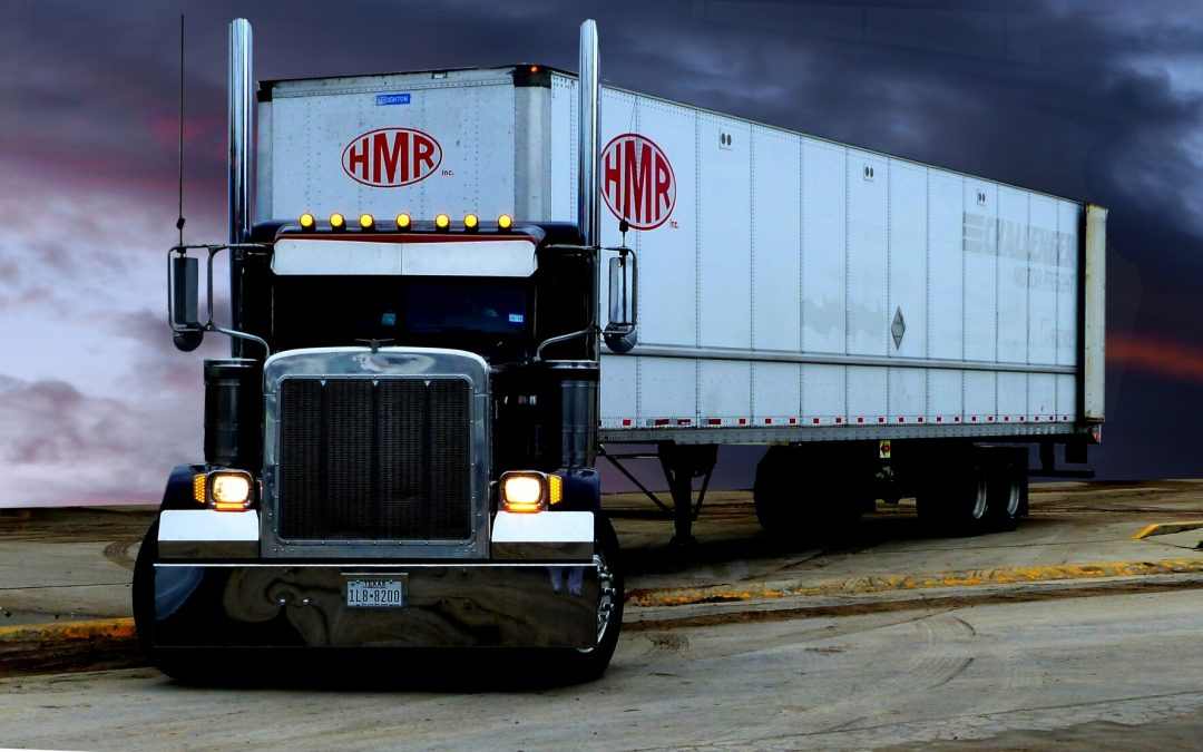 From Point A to Point B: The Stages of Freight Trucking